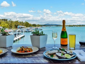 Food & Wine in Noosa