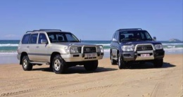 Pelican 4WD Bookings