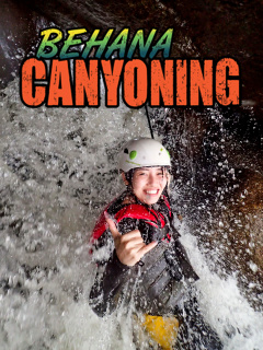 Behana Canyoning