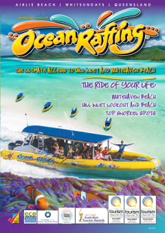 Ocean Rafting Whitsundays & Whitehaven Beach