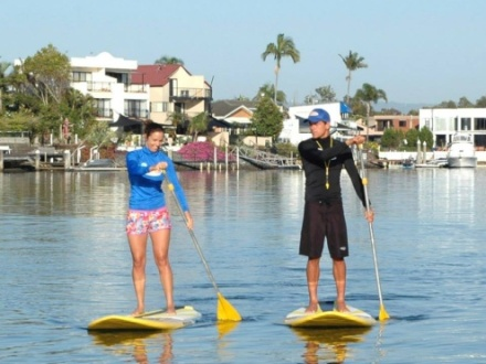 SUP Lessons (Stand Up Paddle boarding Lessons)